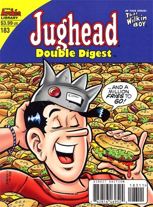 Jugheads Double Digest #183