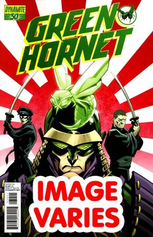 DO NOT USE Kevin Smiths Green Hornet #30 (Filled Randomly With 1 Of 2 Covers)