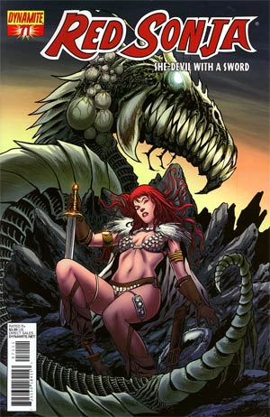 Red Sonja Vol 4 #71
