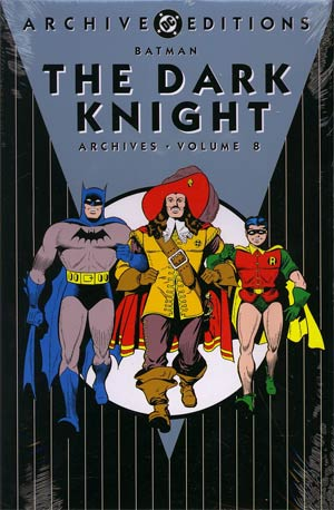 Batman Dark Knight Archives Vol 8 HC