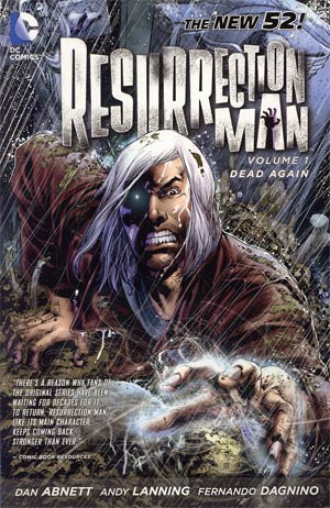 Resurrection Man (New 52) Vol 1 Dead Again TP