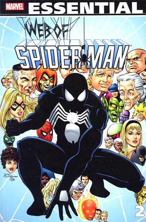 Essential Web Of Spider-Man Vol 2 TP