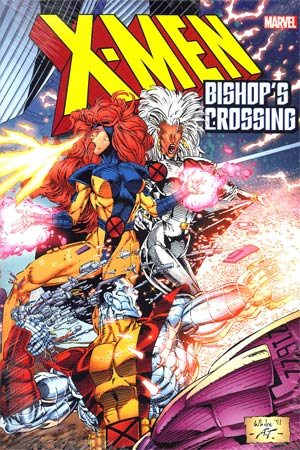 X-Men Bishops Crossing HC