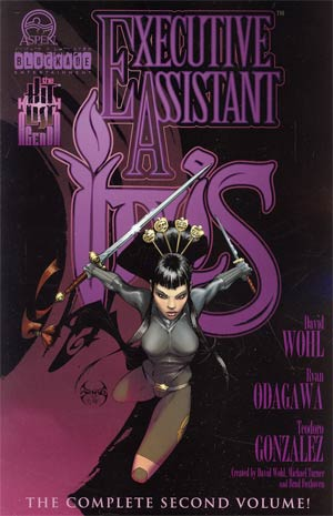 Executive Assistant Iris Vol 2 TP