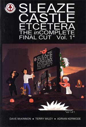 Sleaze Castle Etcetera Incomplete Final Cut Vol 1 GN