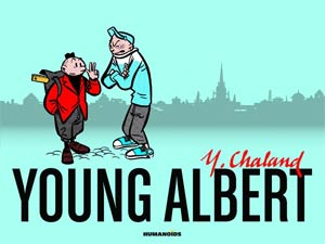 Young Albert Deluxe Limited HC