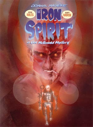 Criminal Macabre The Iron Spirit HC
