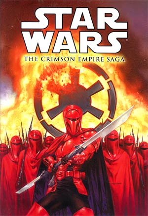 Star Wars Crimson Empire Saga HC