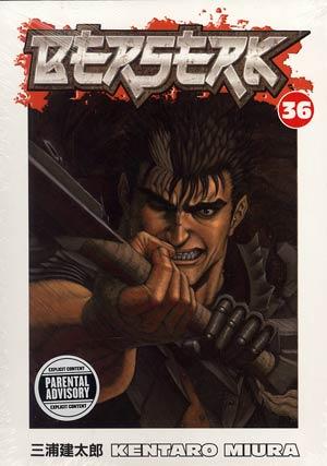 Berserk Vol 36 TP