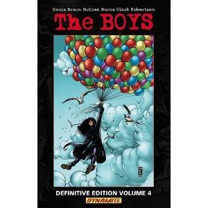 Boys Definitive Edition Vol 4 HC