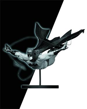 Batman Black & White Series Dick Grayson As Batman By Jock