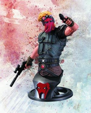 DC Comics Super-Heroes Grifter Bust