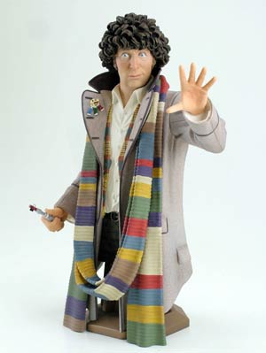 Doctor Who Fourth Doctor Mini Bust