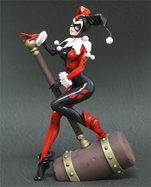 DC Harley Quinn Bishoujo Statue