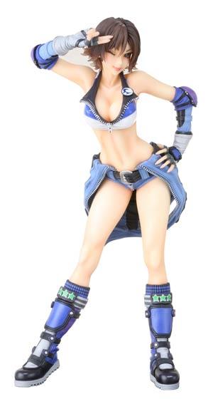 Tekken Tag Tournament 2 Asuka Kazama Bishoujo Statue