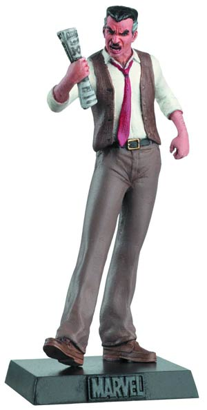 Classic Marvel Figurine Collection Magazine #180 J Jonah Jameson