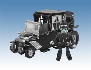 Munsters Minimates Koach Vehicle