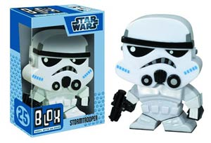 Blox 25 Star Wars Stormtrooper Vinyl Figure