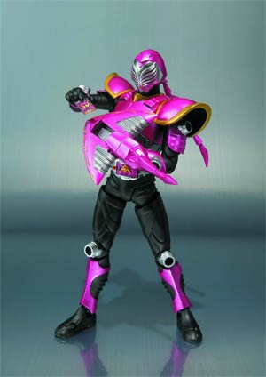 Kamen Rider S.H.Figuarts - Masked Rider Raia (Kamen Rider Ryuki) Action Figure
