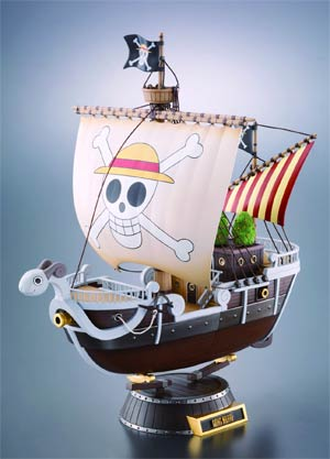 One Piece Chogokin - Going Merry Ship