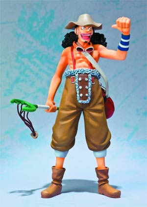 One Piece Figuarts Zero - For The New World - Usopp Figure