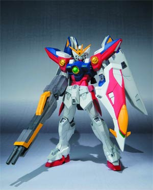 Robot Spirits #118 XXXG-00W0 Wing Gundam Zero (Gundam Wing) Action Figure