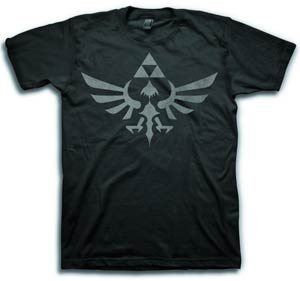 Legend Of Zelda Skyward Sword Symbol T-Shirt Large