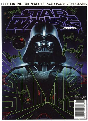 Star Wars Insider #135 Aug / Sep 2012 Previews Exclusive Edition