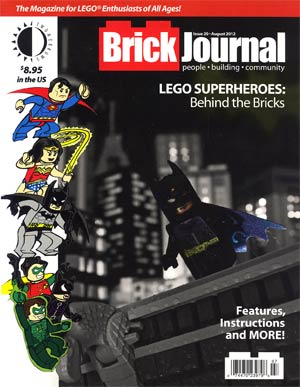 Brickjournal #20