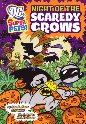 DC Super-Pets Night Of The Scaredy Crows TP