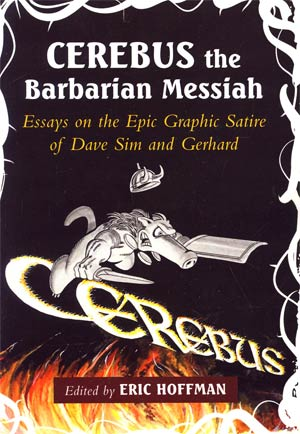 Cerebus The Barbarian Messiah SC