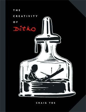 Creativity Of Ditko HC
