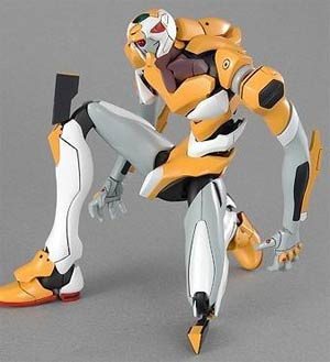 Neon Genesis Evangelion Model Kit Action Figure #02 Evangelion-00 Prototype (Rebuild Of Evangelion Movie Version)