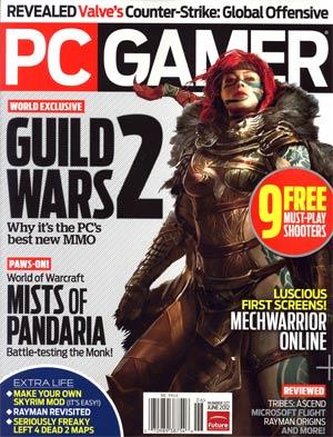 PC Gamer CD-ROM #227 Jun 2012