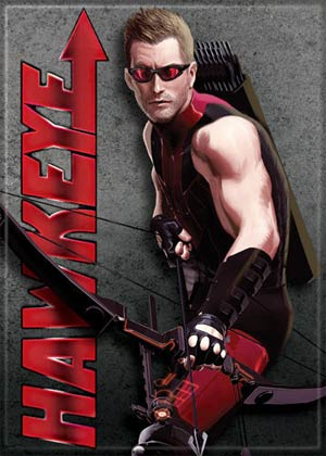 Hawkeye Photo Magnet (20585MV)