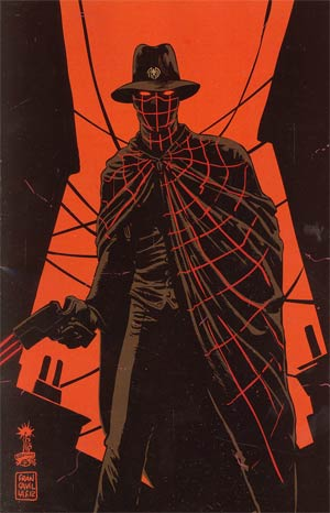 Spider #1 Incentive Francesco Francavilla Virgin Cover