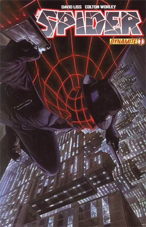 Spider #1 Regular Alex Ross Cover