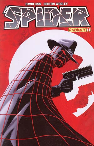 Spider #1 Regular John Cassaday Cover