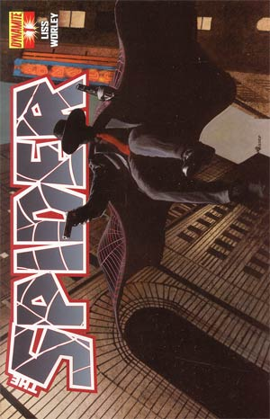 Spider #1 Regular Ron Lesser Cover