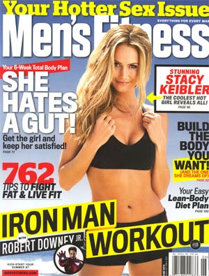 Mens Fitness Vol 28 #5 Jun 2012