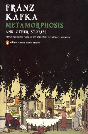 Metamorphosis And Other Stories TP Cover By Michael Hoffmann