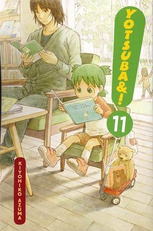 Yotsuba Vol 11 GN
