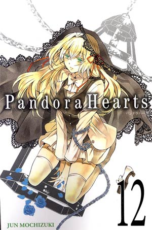 Pandora Hearts Vol 12 GN