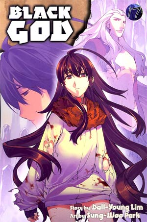 Black God Vol 17 TP
