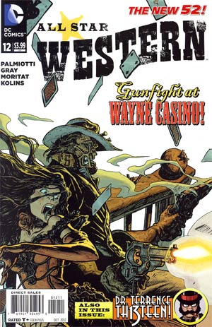 All Star Western Vol 3 #12