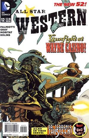 All Star Western Vol 3 #12