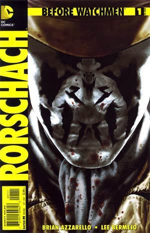 Before Watchmen Rorschach #1 Regular Lee Bermejo Cover