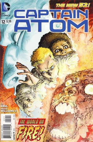 Captain Atom Vol 3 #12