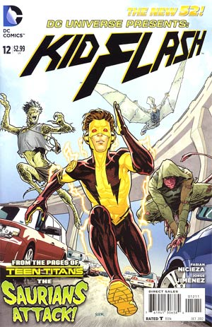 DC Universe Presents #12