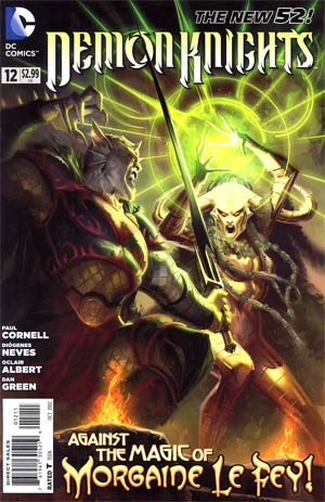 Demon Knights #12
